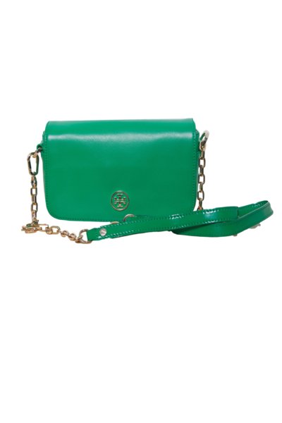 Green Mini Shoulder Bag