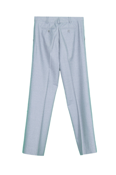 Gray Suit Pants