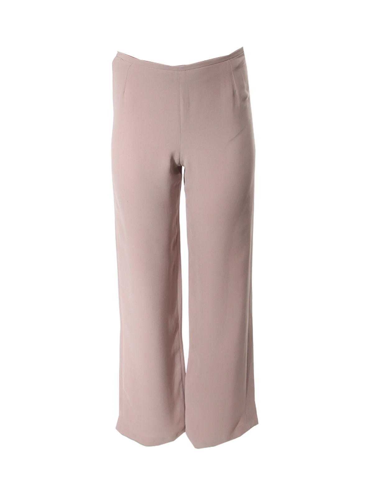 Sand High Waist Wide Leg Pants