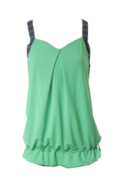 Green Yoga Top