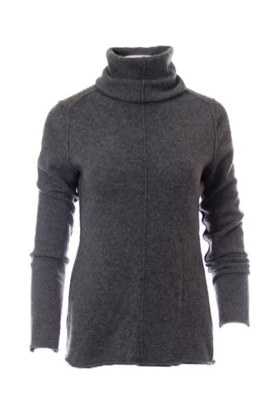 Grey Cashmere Sweater