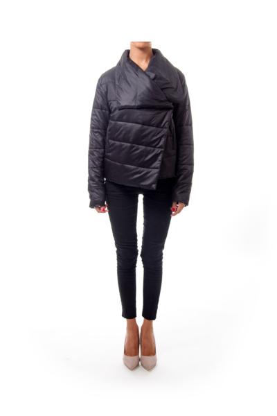Black Puff Jacket
