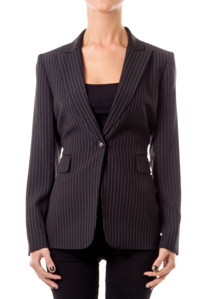Black Stripe Jacket