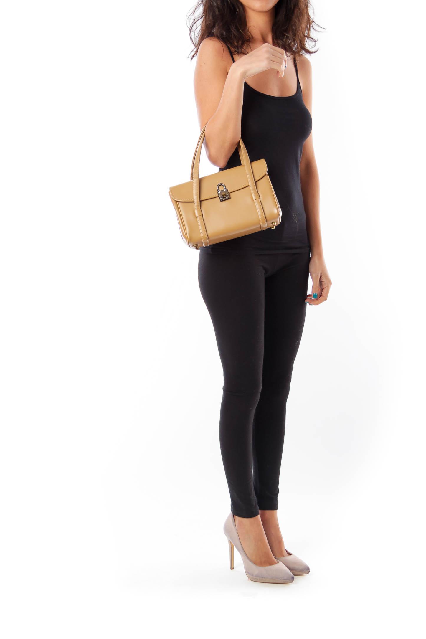 Camel Vintage Bag*