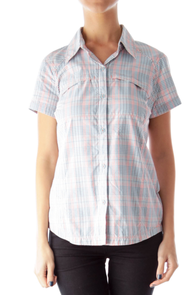 Color Plaid Omni-Shade Shirt