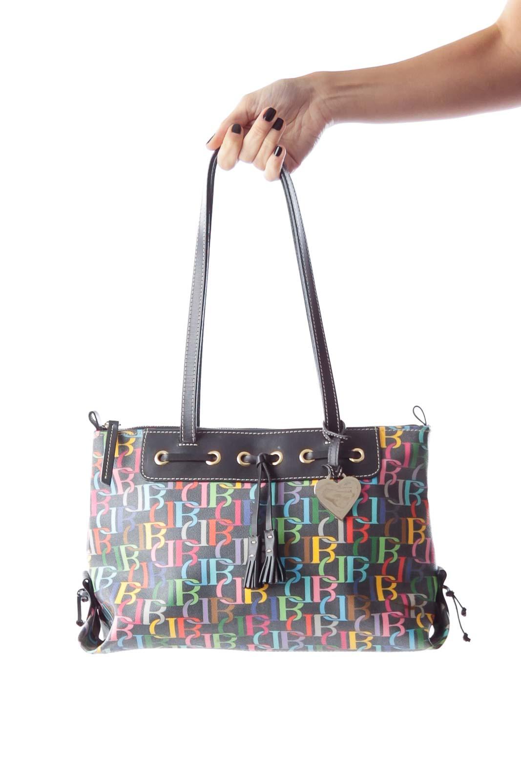 Color Monogram Bag