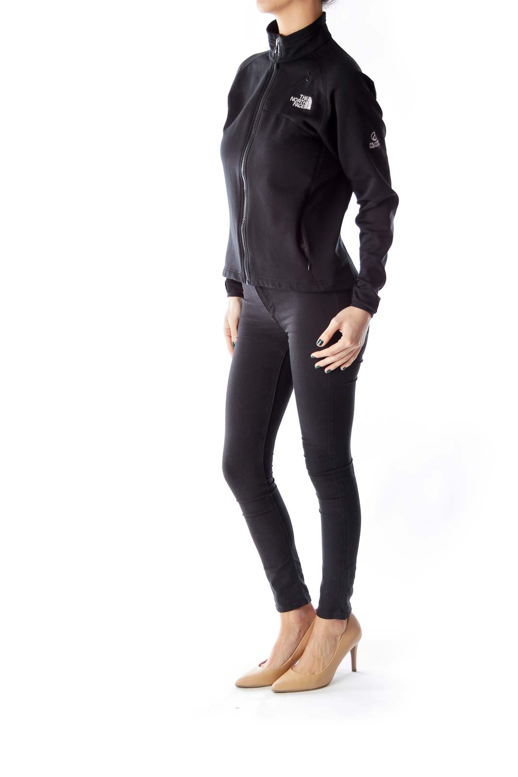Black Stretch Jacket