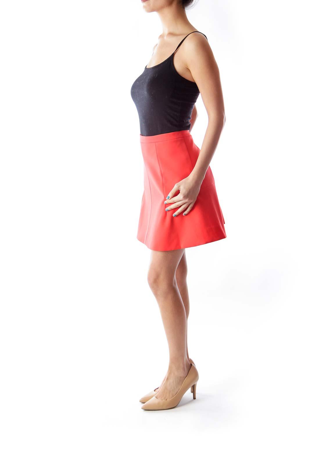 mini a line skirt 2 silkroll