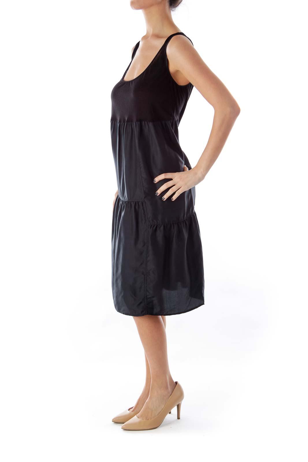 Black Layered Dress