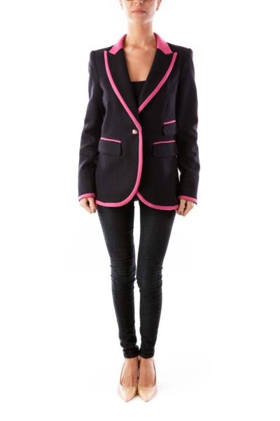 Black & Pink Jacket