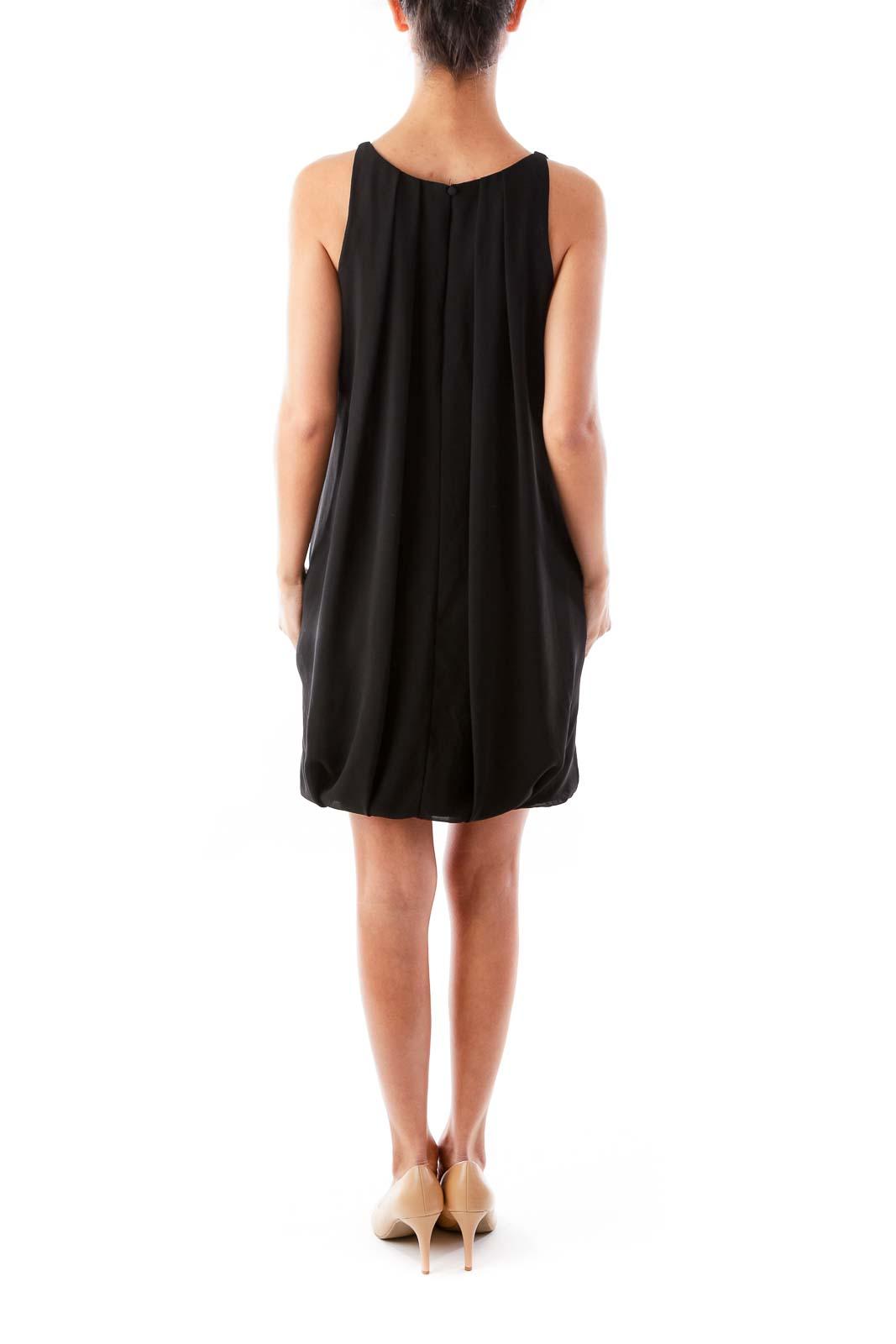 Black Tent Dress  sc 1 st  SilkRoll & Black Tent Dress [2] - SilkRoll