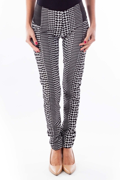 Pie di Poule Leggings