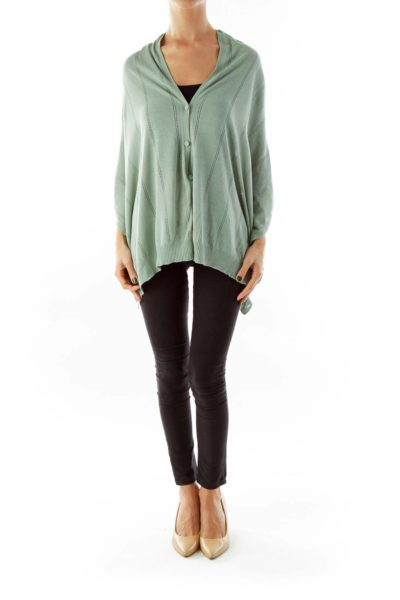 Green Multi-Wear Top