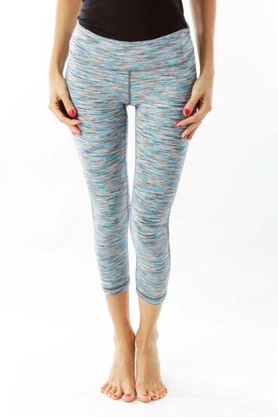 Multicolor Yoga Pants