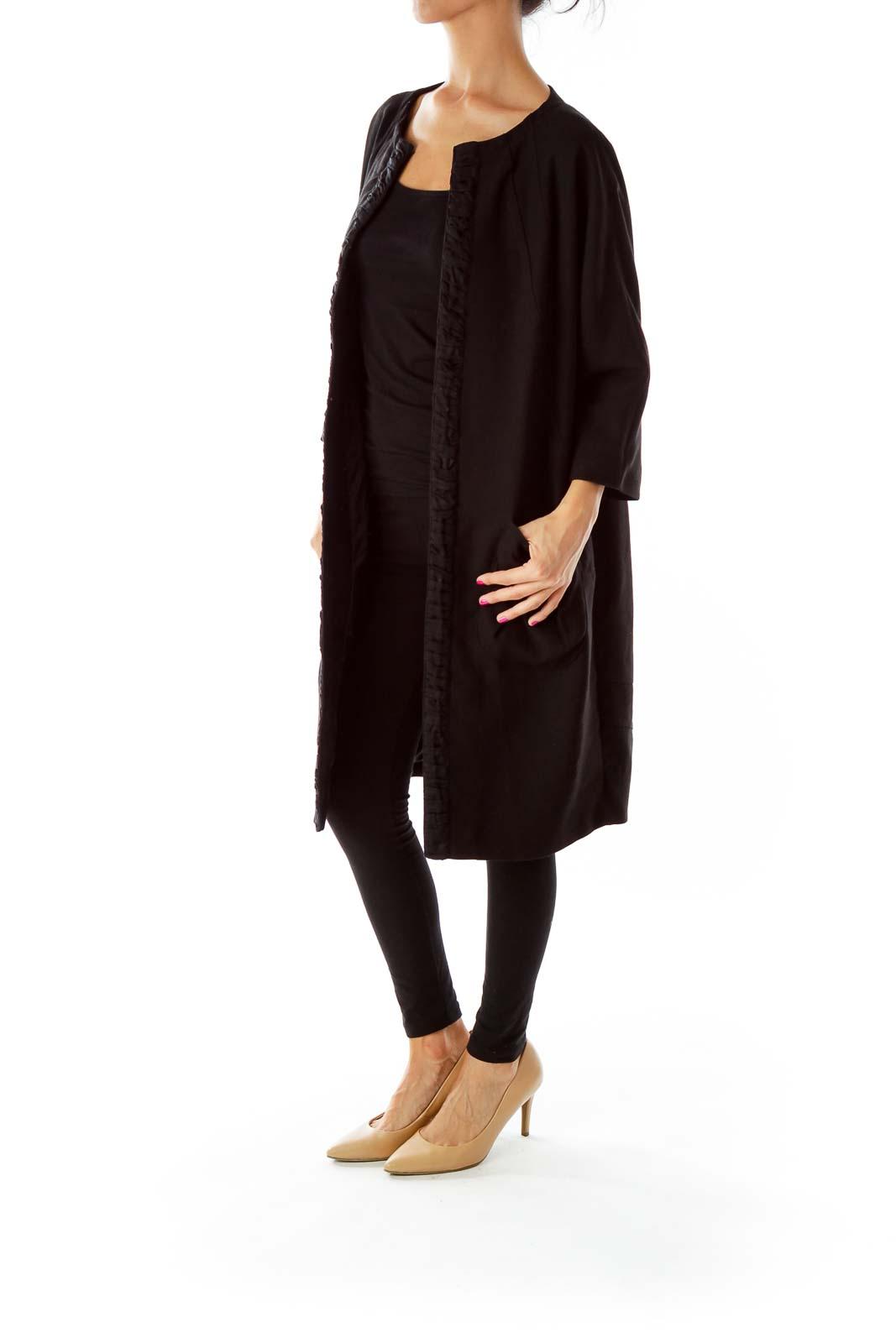 Black Long Coat