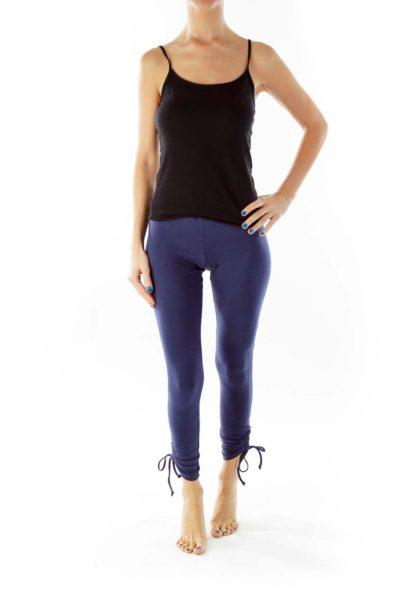 Blue Yoga Pants