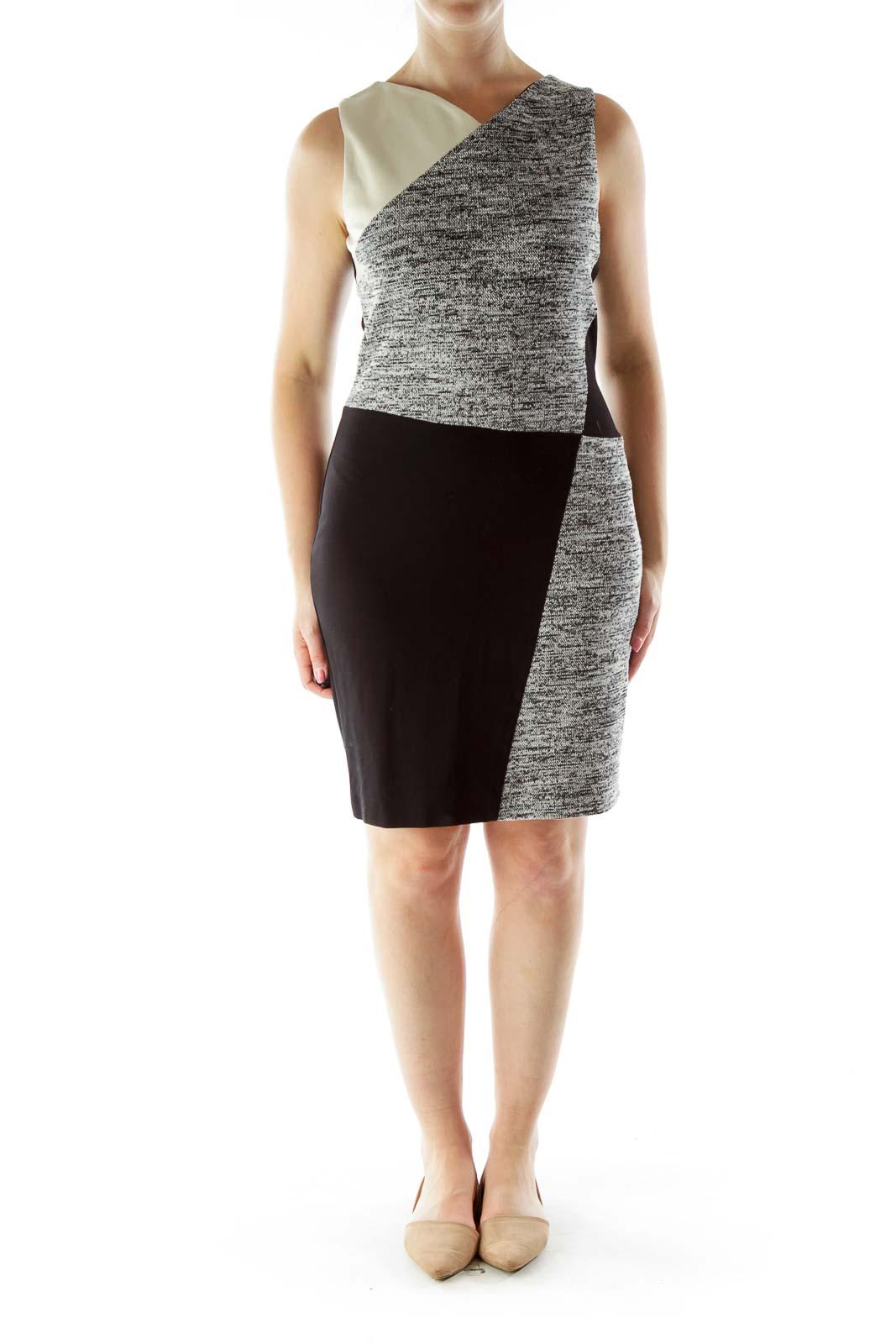Black Tweed Dress