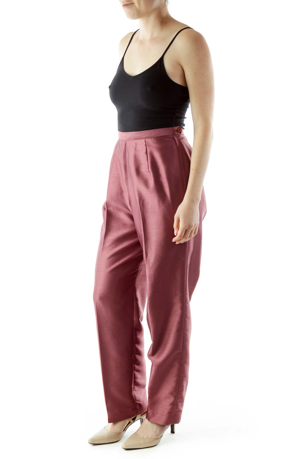 Mauve Slacks