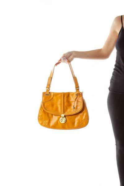Carmel Leather Shoulder Bag