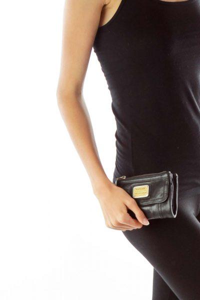 Black Genuine Leather Wallet
