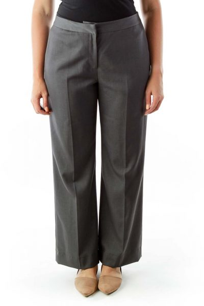 Gray Slacks