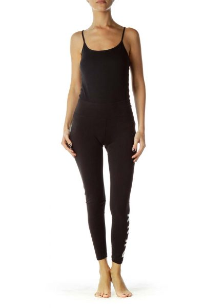 Black Active Leggings