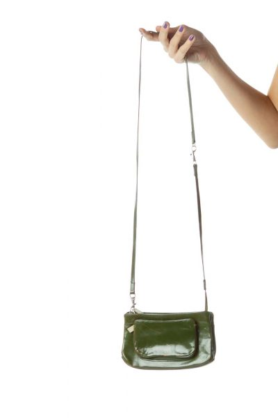 Dark Green Shoulder Bag