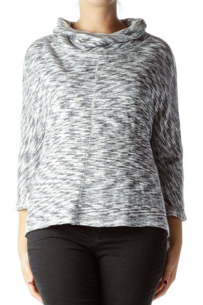 Gray Marl Loopback Fleece