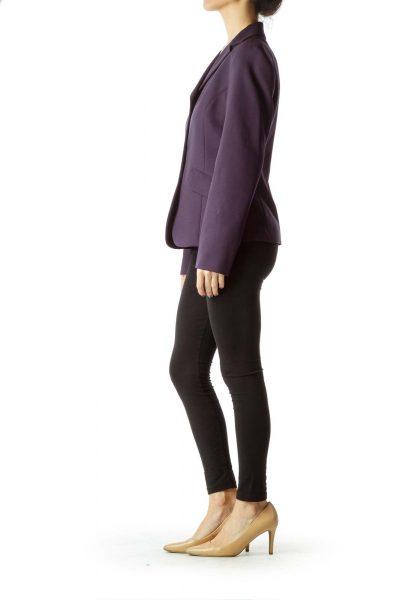 Purple Suit Jacket