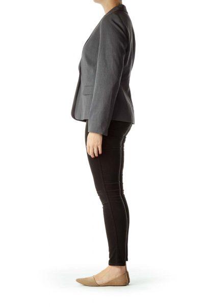 Gray Suit Jacket