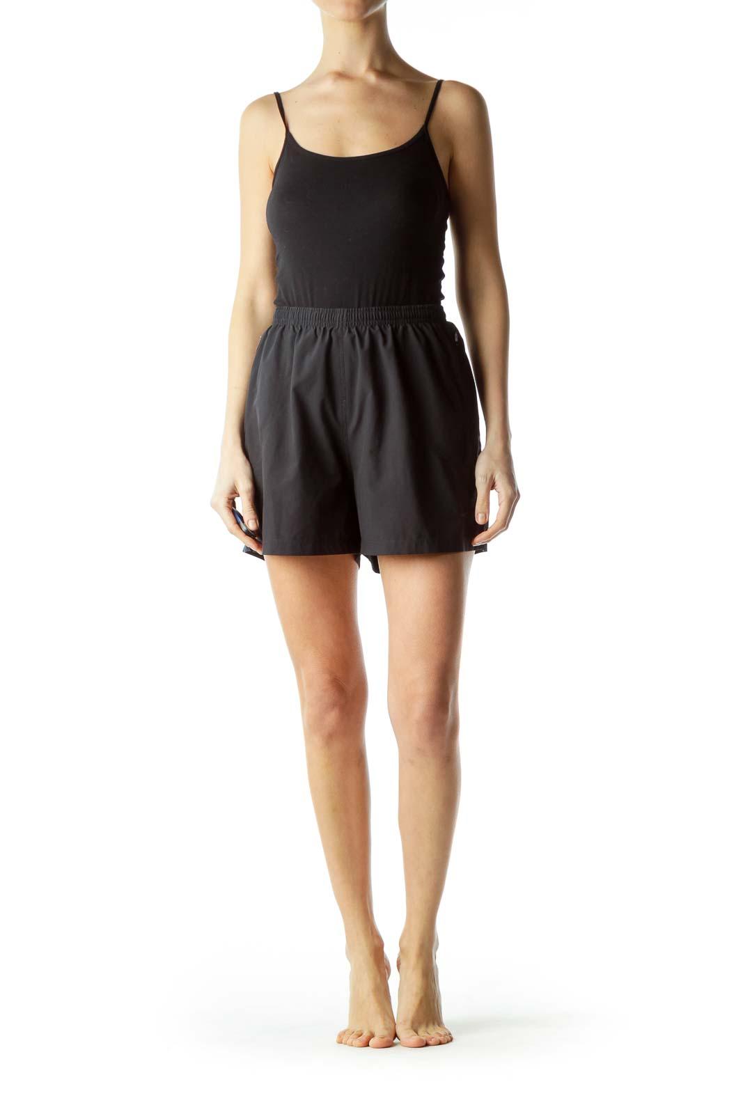 Black Sports Shorts
